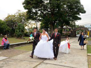 La boda de Liliana y Erick 2