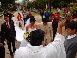 La boda de Liliana y Erick 3