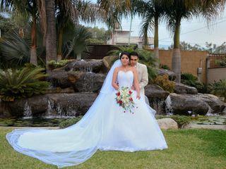 La boda de Liliana y Erick