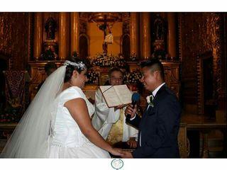 La boda de Yanely y Alejandro 1