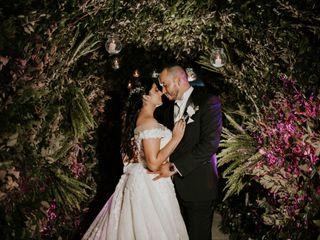 La boda de Andrea y Victor 2