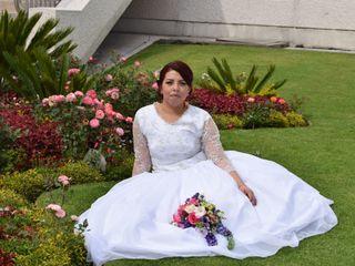 La boda de Dayan y Angel 1