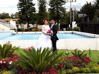 La boda de Dayan y Angel