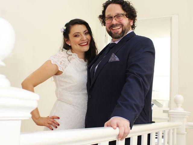 La boda de Alma y Nathan