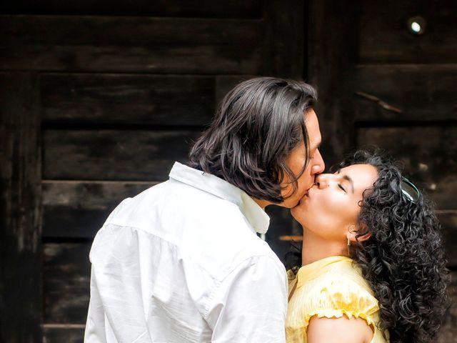 La boda de Fer y Wendy en Metepec, Estado México 16