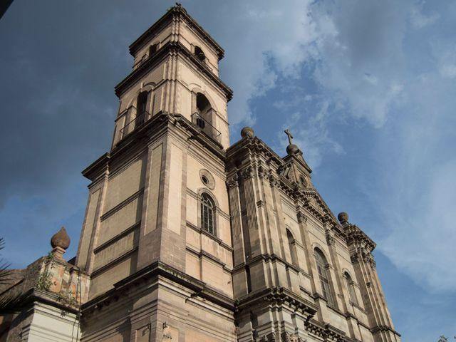 La boda de Fer y Wendy en Metepec, Estado México 21