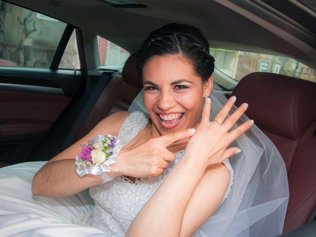 La boda de Fer y Wendy en Metepec, Estado México 22