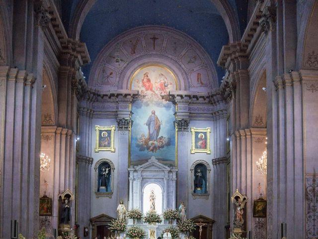 La boda de Fer y Wendy en Metepec, Estado México 25