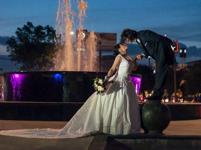 La boda de Fer y Wendy en Metepec, Estado México 26