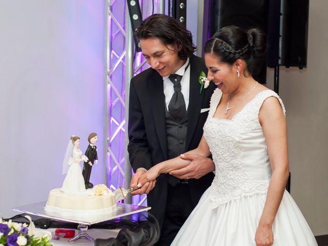 La boda de Fer y Wendy en Metepec, Estado México 29