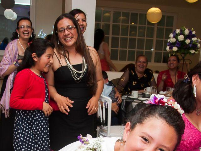 La boda de Fer y Wendy en Metepec, Estado México 31