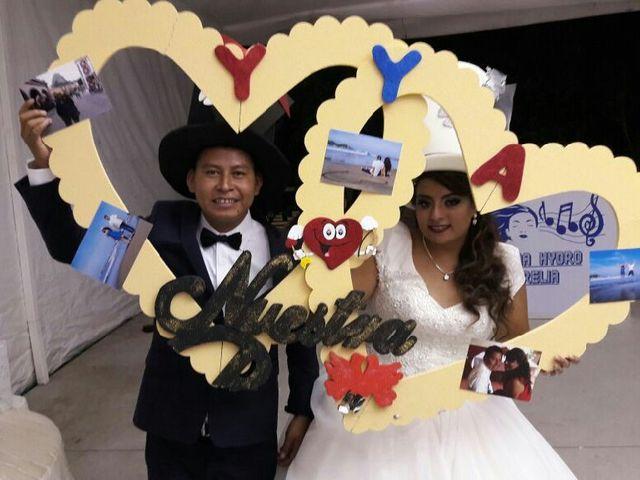 La boda de Yanely y Alejandro