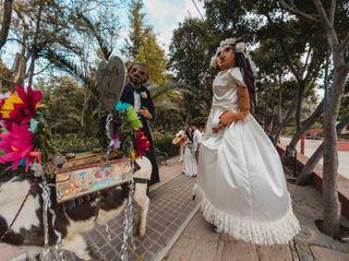 La boda de Mayra y Aarón 1