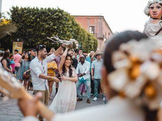 La boda de Mayra y Aarón 2