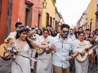 La boda de Mayra y Aarón 3