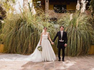 La boda de Mariana y Juan Pablo