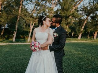 La boda de Jacky y Reno 3