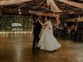 La boda de Jacky y Reno