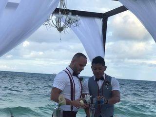 La boda de Victor y Pedro Manuel 3