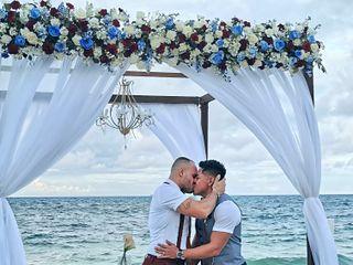 La boda de Victor y Pedro Manuel