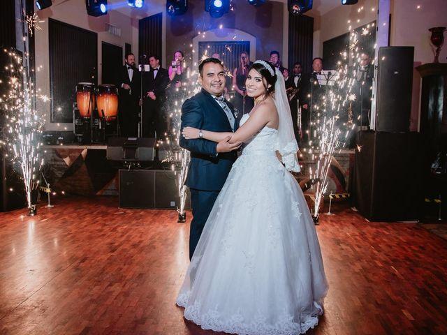 La boda de Briseyda y Antonio