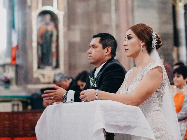 La boda de Lorena y Ricardo