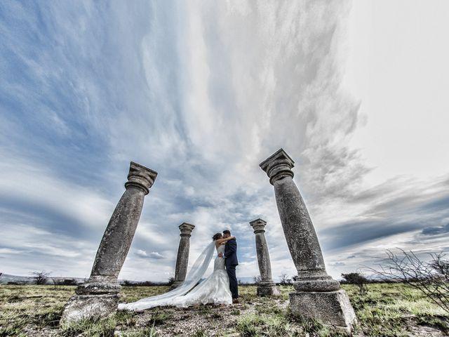 La boda de Mayra y Aarón