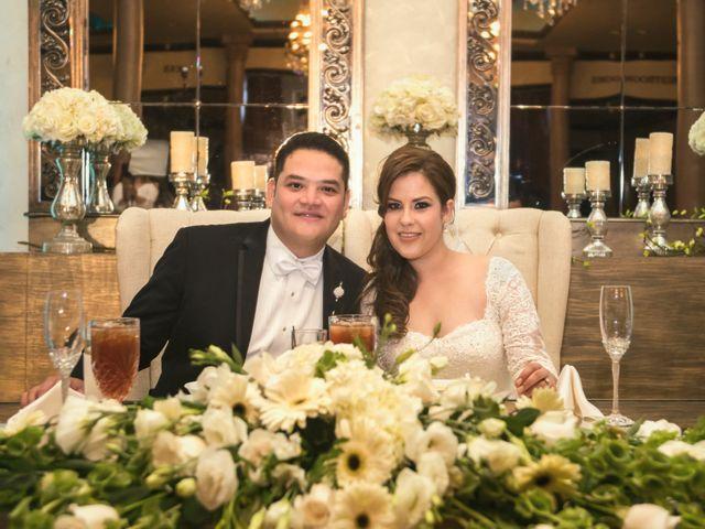 La boda de Cynthia y Daniel