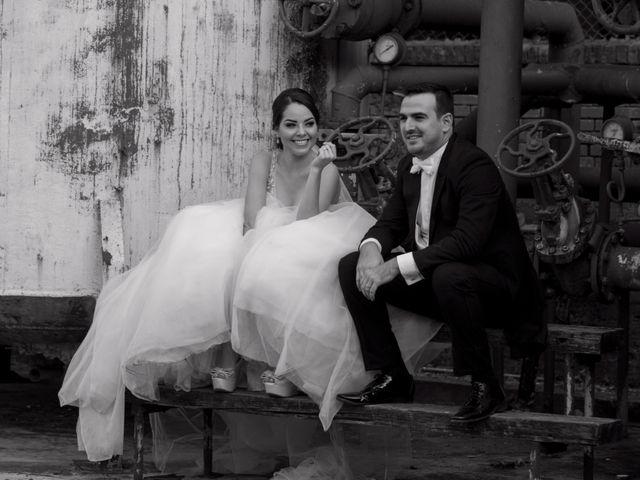 La boda de Arely y Omar