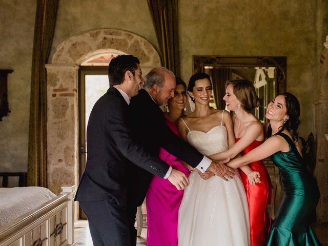 La boda de Juan Pablo y Mariana en Jocotepec, Jalisco 7