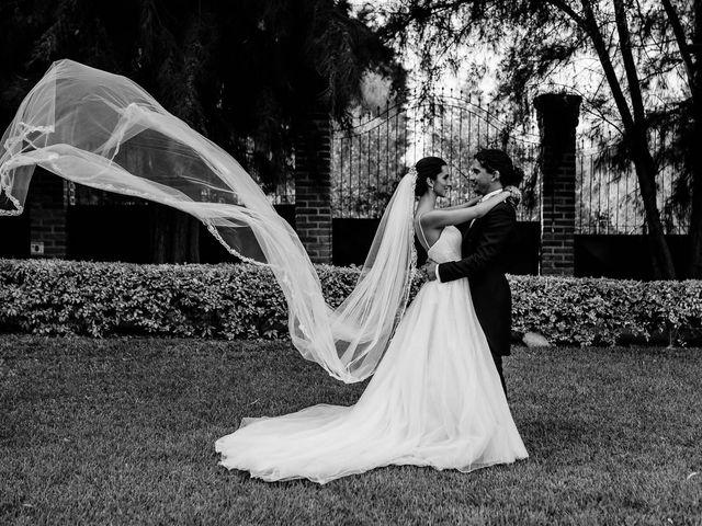 La boda de Juan Pablo y Mariana en Jocotepec, Jalisco 14
