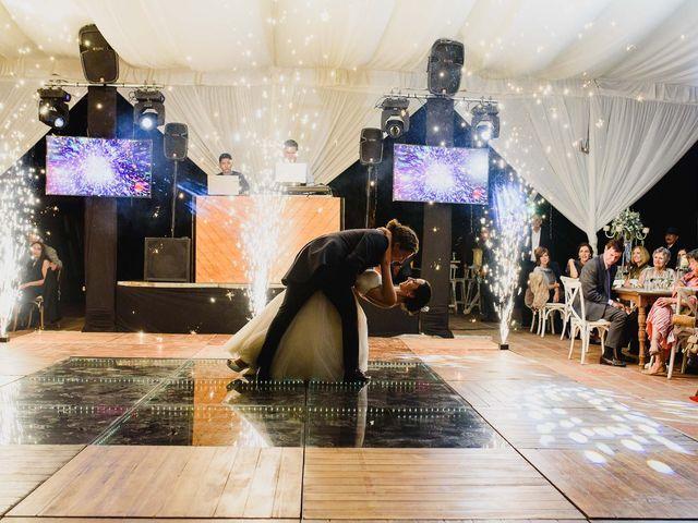 La boda de Juan Pablo y Mariana en Jocotepec, Jalisco 20
