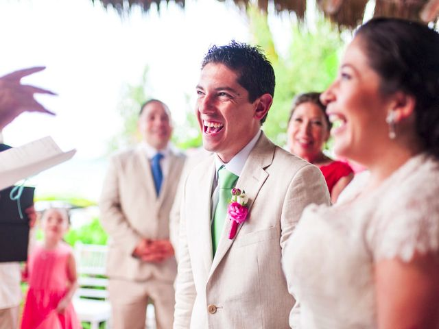 La boda de Brenda y Rodrigo