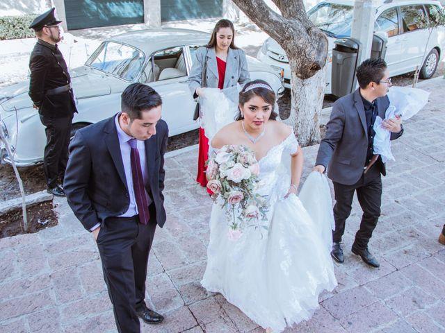 La boda de Juan Carlos y Verónica en El Marqués, Querétaro 20