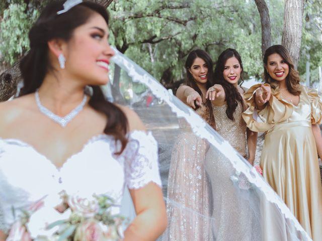 La boda de Juan Carlos y Verónica en El Marqués, Querétaro 30