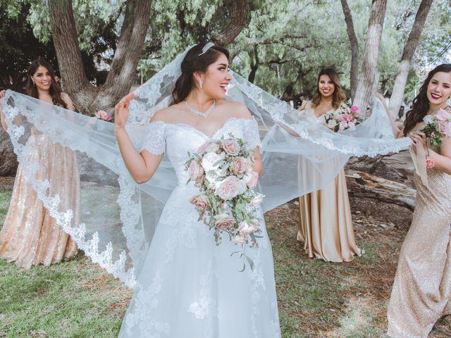 La boda de Juan Carlos y Verónica en El Marqués, Querétaro 31