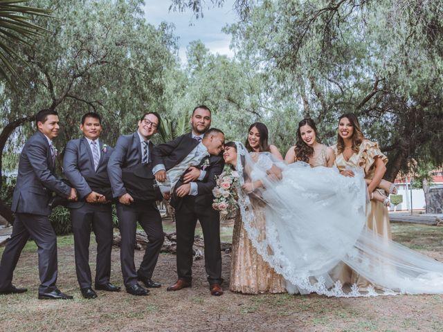 La boda de Juan Carlos y Verónica en El Marqués, Querétaro 33