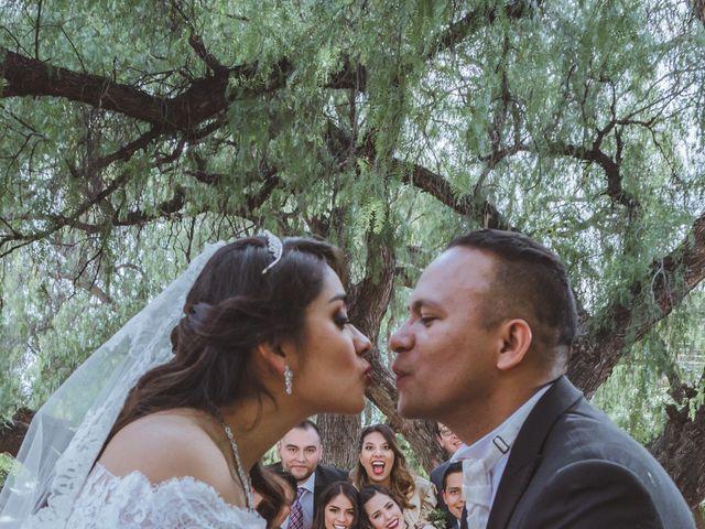La boda de Juan Carlos y Verónica en El Marqués, Querétaro 38
