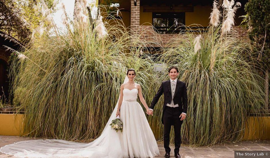 La boda de Juan Pablo y Mariana en Jocotepec, Jalisco