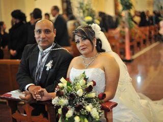 La boda de Luisa y Rafael