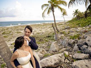 La boda de Mikel y Ivy 3