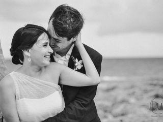 La boda de Mikel y Ivy