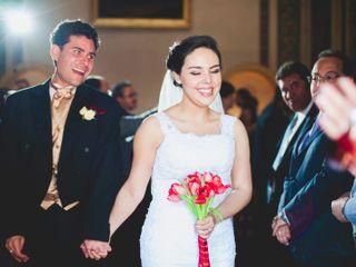 La boda de Karla y Mario
