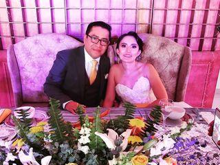 La boda de Karen y Eder
