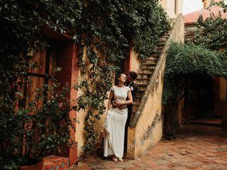 La boda de Julia y Fabián