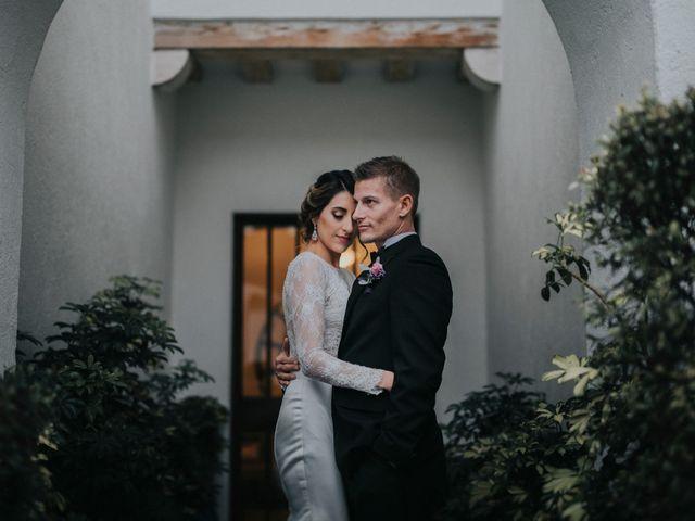 La boda de Mariana y Frank