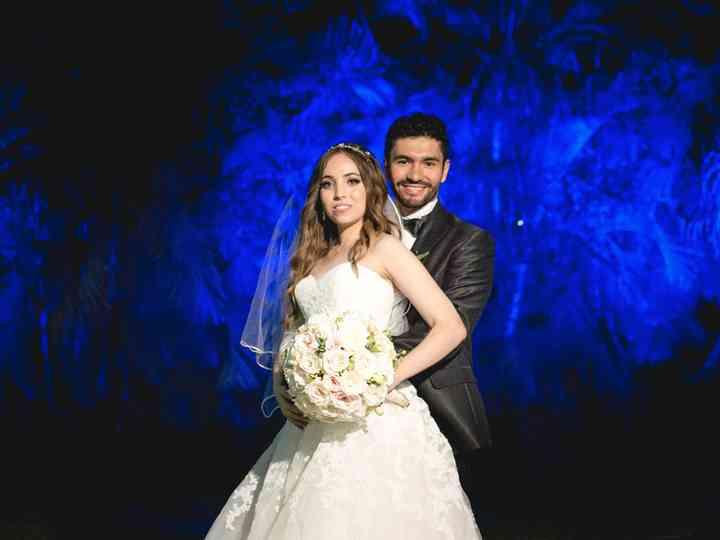 La boda de Melisa y Sergio