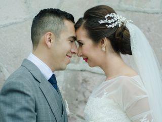 La boda de Montse y Gus