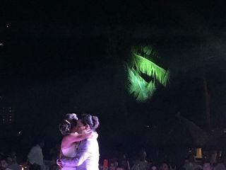 La boda de Yazmin y Fernando  1