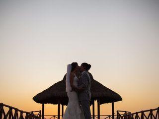 La boda de Yazmin y Fernando  3